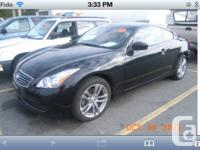 parting out 2010 infiniti G37 black color  I have