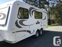 2008 21 foot Bigfoot trailer for sale (25B21FB) This