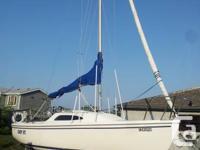 22' Catalina Sport Swing keel. Year 2008. Galvanized