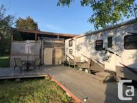 Selling my 2008 30' DBSS PUMA trailer for sale. It has