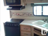 Great travel trailer for your home away from home or to, used for sale  British Columbia