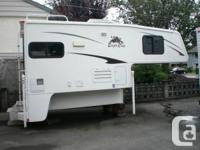 2008 9ft10 Eagle Cap Basement model Camper asking