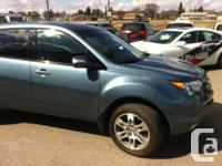 Make Acura Model MDX Year 2008 Colour Blue kms 157000