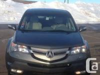 Make Acura Model MDX Year 2008 Colour Grey kms 79500