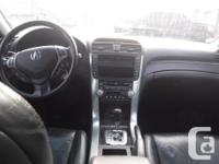 Make Acura Model TL Year 2008 Colour BLACK kms 176000