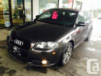 Make Audi Model A3 Year 2008 Colour Dark Grey kms