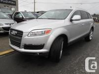- Local Q7 - Automatic - See website for more pics -