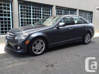 Available is a 2008 Mercedes Benz C350 4matic. The very