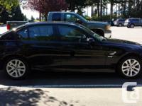 Make BMW Model 323i Year 2008 Colour Black kms 117286