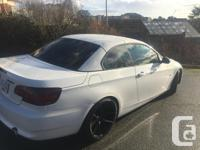 BMW 335 I Hardtop Convertible Twin Turbo Sport Package