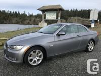 A very nice example of BMW's 300 horsepower 3 series