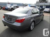 Make BMW Model 5 Series Year 2008 Colour Grey kms