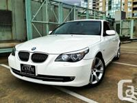 2008 BMW 535I, 3 liter twin turbo 6 cylinder