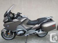 2008 BMW R1 200 RT 24,500 KMs Excellent Condition