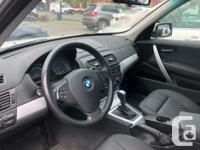 Make BMW Model X3 Year 2008 Colour White kms 133000
