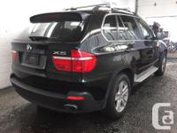 Make BMW Model X5 Year 2008 Colour black kms 158950