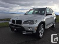 Make BMW Model X5 Year 2008 Colour Silver kms 117000