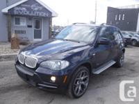 Make BMW Model X5 Year 2008 Colour BLUE/BROWN kms
