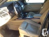 Make BMW Model X5 Year 2008 Colour Black kms 187000