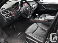 Make BMW Model X5 Year 2008 Colour Black kms 147000