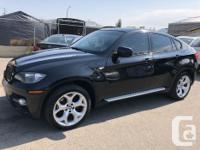 Make BMW Model X6 xDrive35i Year 2008 Colour Black kms