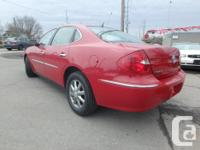 Make Buick Model Allure Year 2008 Colour Red kms