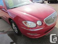 Make Buick Model Allure Year 2008 Trans Automatic kms