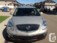 Make Buick Model Enclave Colour Tan Trans Automatic
