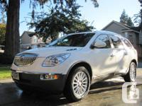 2008 White Buick Enclave CXL AWD Utility -APVseven