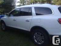 Make Buick Colour WHITE Trans Automatic kms 201000 2008