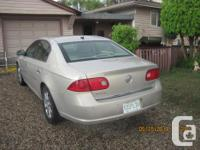 Make Buick Model Lucerne Year 2008 Colour tan kms