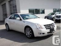 Make Cadillac Model CTS Year 2008 Colour White kms