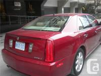 Make Cadillac Model STS-V Year 2008 Colour Red kms