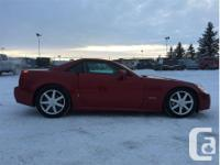 Make Cadillac Model XLR Year 2008 Colour Red kms 70360