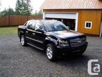 150 Mile House, BC 2008 Chevrolet Avalanche $27,500