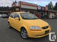 Make Chevrolet Model Aveo Year 2008 Colour Yellow kms