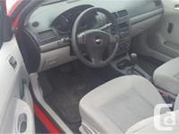 Make Chevrolet Model Cobalt Year 2008 Colour Red kms