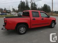 Make Chevrolet Model Colorado Year 2008 Colour RED