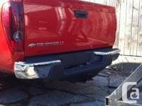 Make Chevrolet Model Colorado Year 2008 Colour Red kms