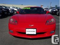 Make Chevrolet Model Corvette Year 2008 Colour Red kms