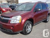 Make Chevrolet Model Equinox Year 2008 Colour Red kms