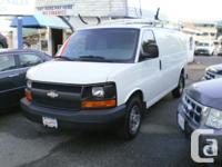 Make Chevrolet Model Express Cargo Van Year 2008