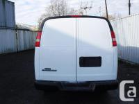 Make Chevrolet Model Express Year 2008 Colour White