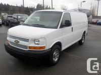 Make Chevrolet Model Express Year 2008 Colour White