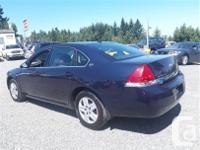 Make Chevrolet Model Impala Year 2008 Colour Blue kms