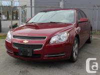 Make Chevrolet Model Malibu Year 2008 Colour Red kms