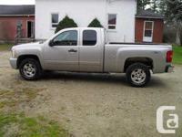 Mount Hope, ON 2008 Chevrolet Silverado 1500 4x4 This
