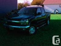 Make. Chevrolet. Version. Colorado. Year. 2008.