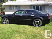 Chrysler 300 with brand-new summer tires since May
