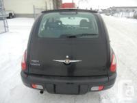 Make Chrysler Model PT Cruiser Year 2008 Colour black